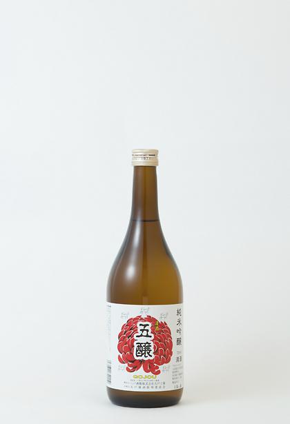 五醸 純米吟醸