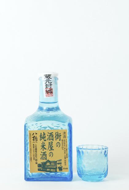 八鶴 街の酒屋の純米酒