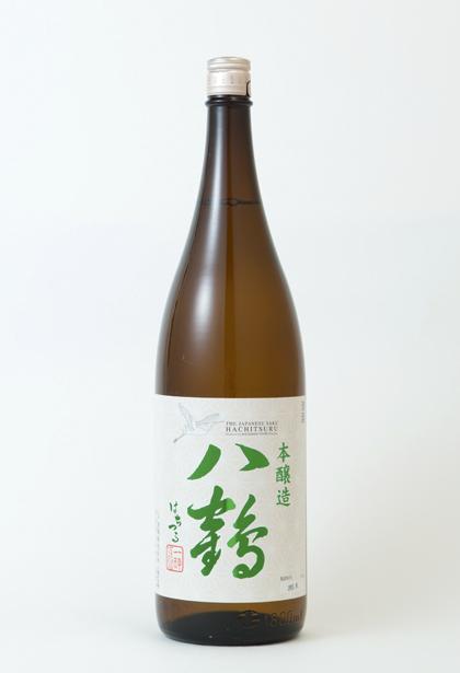 八鶴 本醸造