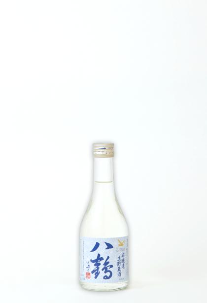 八鶴 本醸造生貯蔵酒