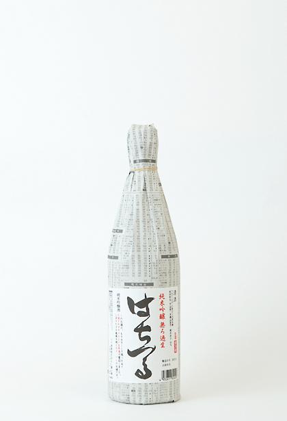 八鶴 純米吟醸無ろ過生