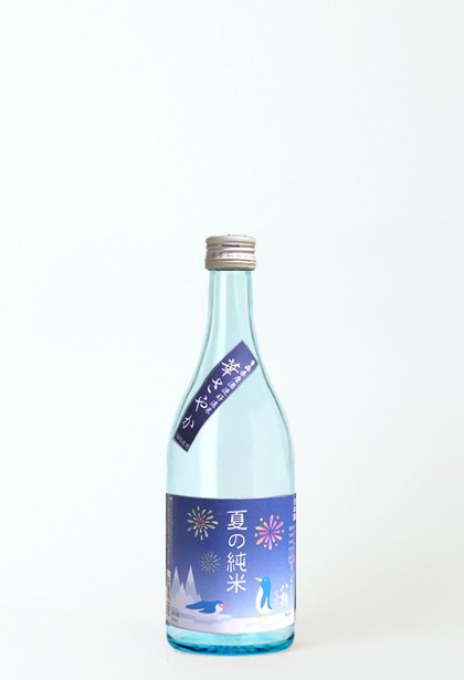 八鶴 夏の純米【生貯蔵酒】